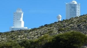 Observatorio del Instituto de Astrofísica de Canarias