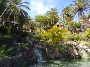 Parque Taoro del Puerto de la Cruz