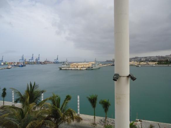 Puerto de la Luz y de Las Palmas de Gran Canaria