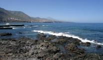 El Teide desde Punta del Hidalgo