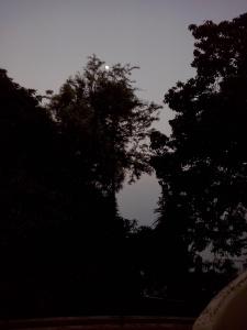 Luna sobre Anaga