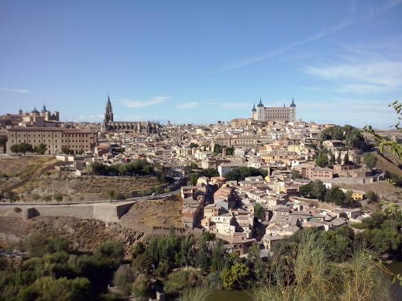 Toledo, crisol de cultura, la Jerusalem de España