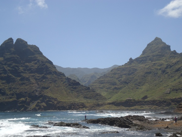 Montañas de Teno, Tenerife