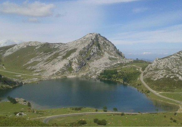 Covadonga - Lago Enol desde mirador 1